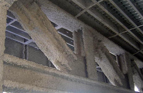 Mz Construction Fireproofing Spray Applied Fire